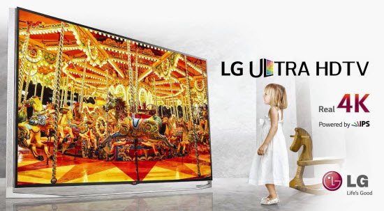 Play Video on LG Ultra 4K TV